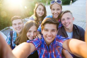 Teenage Social Development