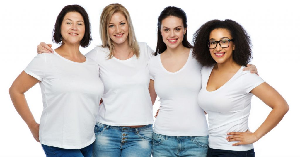 Promoting a Positive Body Image to Become Successful Females
