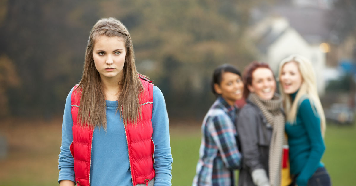 Life Skills Your Troubled Teen Girl Can Learn From Being Bullied