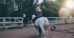 Horses Helping To Heal Broken Hearts and Minds Of Defiant Teen Girls