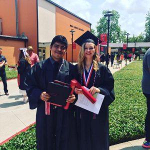 Leah Sparkman Graduation Photo